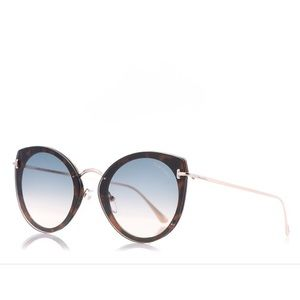 Tom Ford Jess style glasses